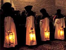 Semana Santa in Toledo