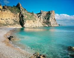 Beach in Alicante