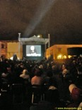 International Short Film Festival in the Jardín