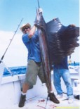 Sailfishing in Manzanillo