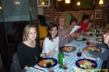 Welcome dinner in Salamanca. April, 5ht.