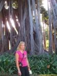 En el Botanico