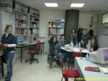 un saludo de todos los profesores desde Don Quijote Valencia!!