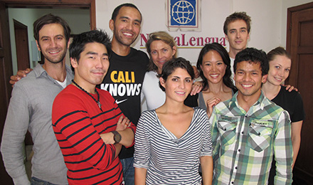 Ecole d'espagnol à Cartagena de Indias