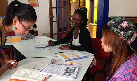 Escuela de español en Guanajuato