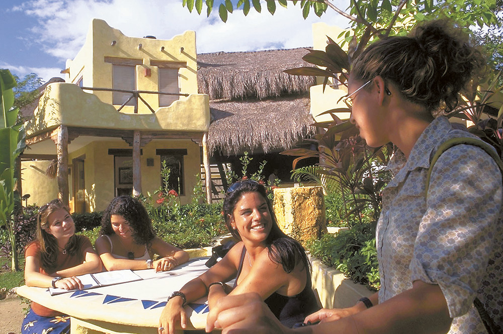 Learn Spanish In Playa Del Carmen Mexico Don Quijote