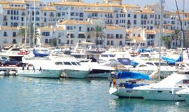 Hafen von Marbella