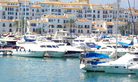 Le Port à Marbella