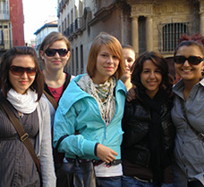 spanish course in Pamplona, Spain