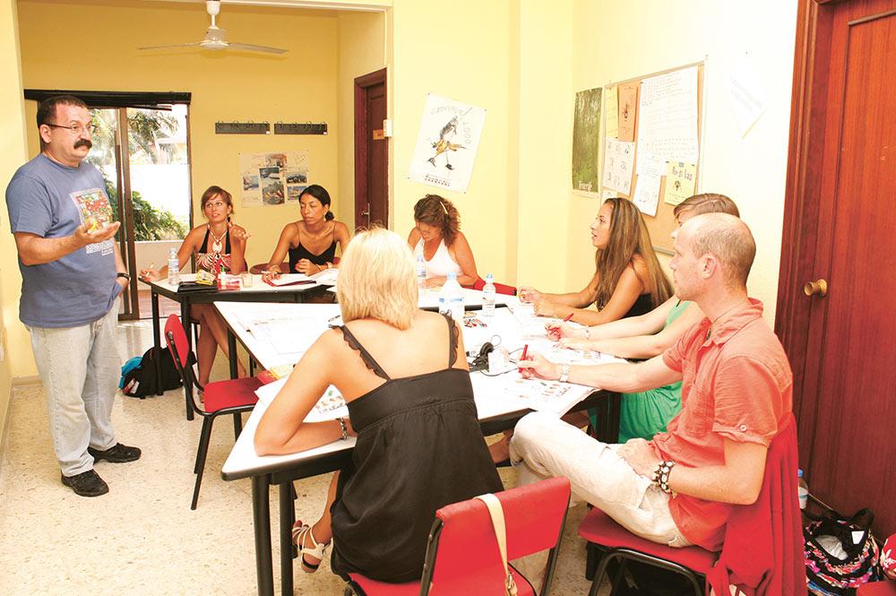 Learn Spanish in Tenerife - Spanish Courses in Tenerife ...
