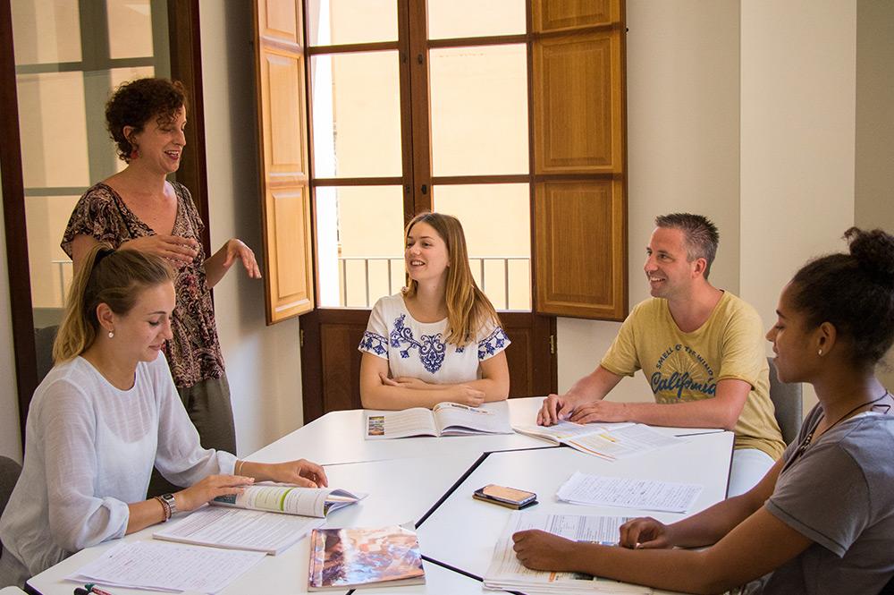 imparare spagnolo a Valencia