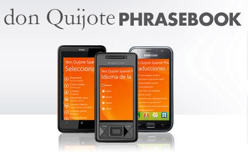 don Quijote Phrasebook