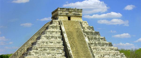 Mexico Pyramids Inside Pyramids in Mexico