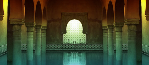 Hammam - Arabic Baths in Spain | don Quijote