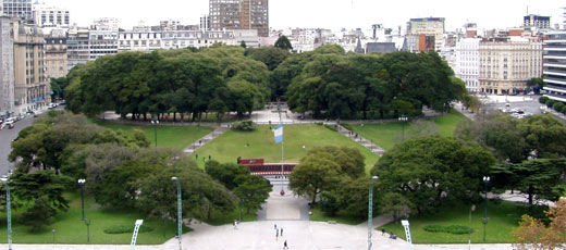 Parks in Argentina