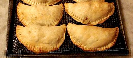 Argentinian food argentinian empanadas for Argentine cuisine culture