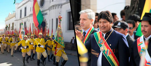 Bolivian Independence