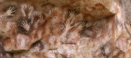The Cave of the Hands