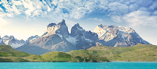 National Park in Chile