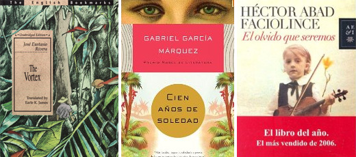 Colombian authors