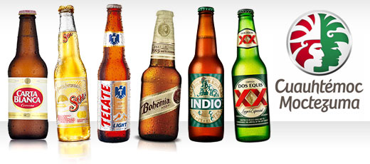 Mexican Beer Brands