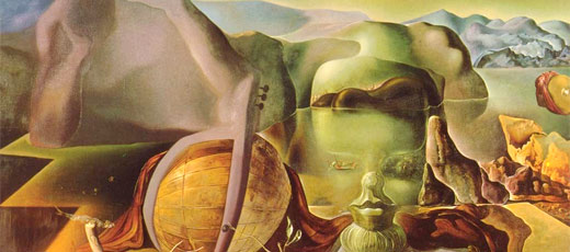 an analysis of the style of salvador dali a spanish painter Here he was able to associate and learn from such spanish modernists as salvador dali: biography surrealism is an art style in which imagery is based.