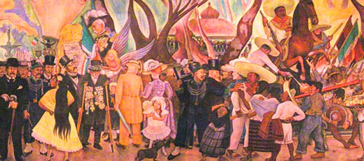 Famous Mexican Muralism Painter - Diego Rivera