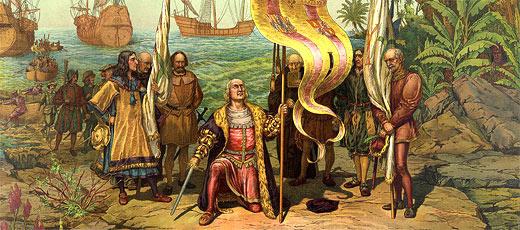 El Dia de la Hispanidad - Columbus Day | don Quijote