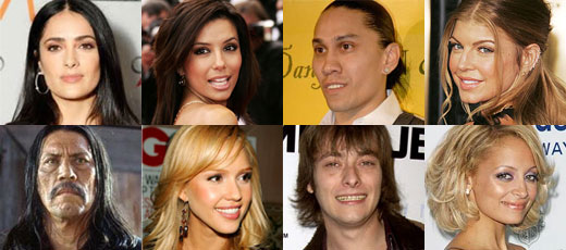 Famous People of Mexican Descent