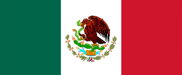 The Mexican Flag  The Flag of Mexico  donQuijote