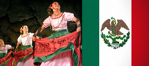 Independence Day in Mexico - September 16th