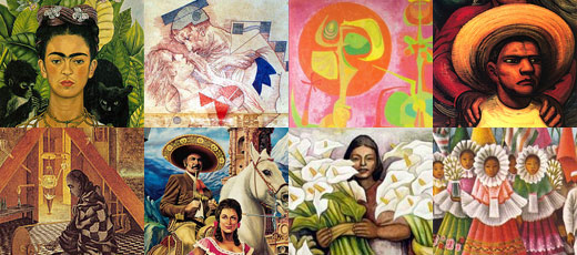 Mexican Paintings