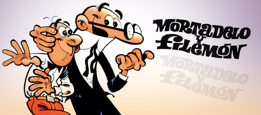 Mortadelo & Filemon