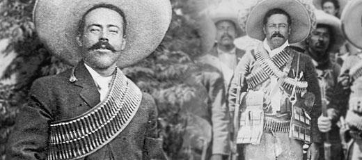 Pancho Villa And Don Quixote