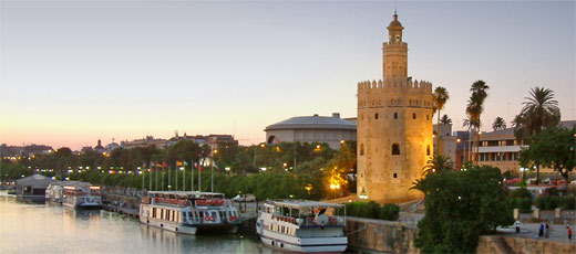 Seville Golden Tower