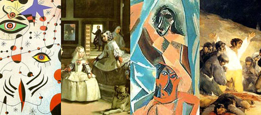 history of spanish art: