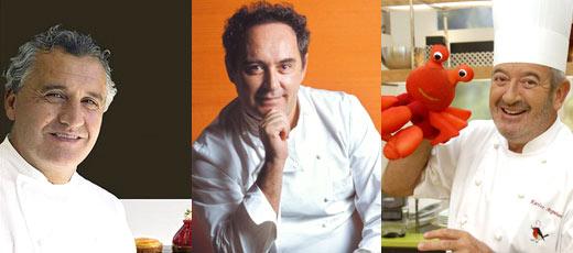 Chefs espa oles famosos cocineros espa oles don quijote for Chefs famosos mexicanos