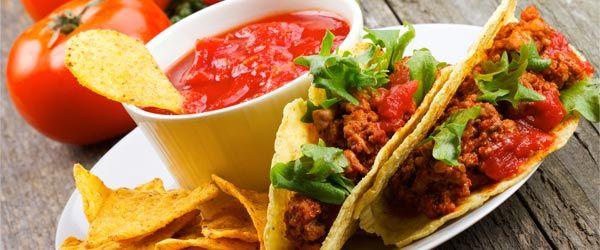 Tex mex tex mex food donquijote - Mexican american cuisine ...