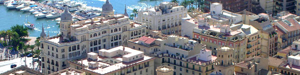 Study Spanish in Alicante. Information about Alicante and Costa Blanca