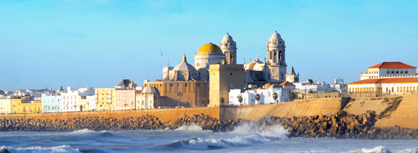 Study Spanish in Cadiz, Spain. Information about Cadiz