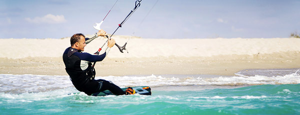 KiteSurf Classes & Spanish Courses