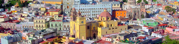 Information about the City of Guanajuato in Mexico | don Quijote