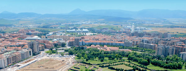 Study Spanish in Pamplona, Spain. Information about Pamplona