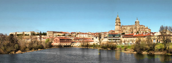 Information about Salamanca