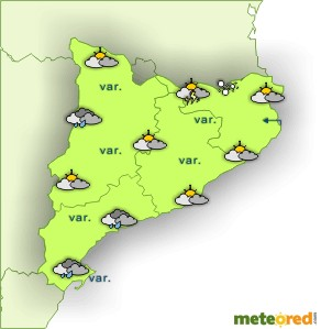 Catalunya Weather
