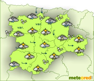Castilla y León Weather
