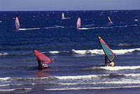 Windsurf in Tenerife