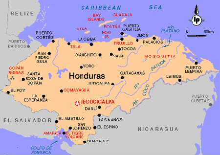 a country profile of honduras The office of website management, bureau of public affairs, manages this site as a portal for information from the us state department external links to other internet sites should not be construed as an endorsement of the views or privacy policies contained therein.
