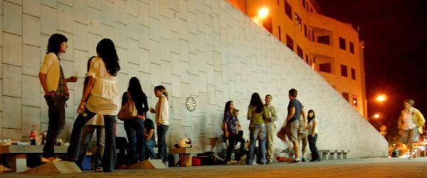Outdoor Culture in Spain