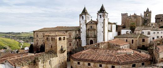 Ville espagnole